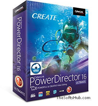 free cyberlink powerdirector full version download