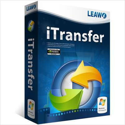 Leawo iTransfer registration code
