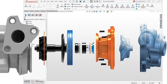 Solidworks 2016 Crack with Patch file and Product Key