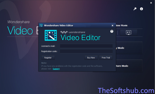 Wondershare Video Editor Crack Free Download