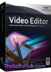 Wondershare Video Editor Free Download