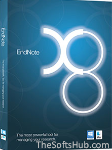 EndNote X8 Crack + Serial key Free Download