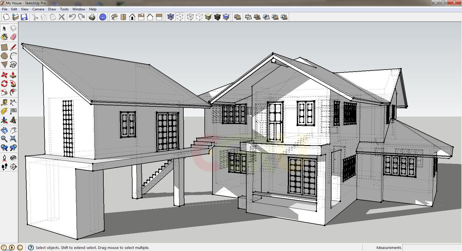 Google SketchUp Pro 2017 Crack Full Version Free Download