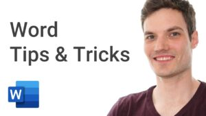 Best Useful Microsoft Word Tips and Tricks